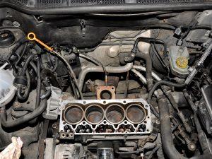kerusakan pada cilinder mobil