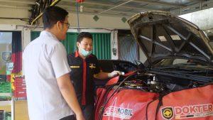 bengkel mobil dengan servis transparan