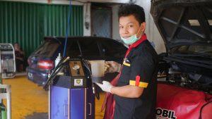 bengkel mobil dengan teknisi handal