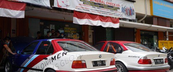Bengkel Mobil Honda Basuki Rahmat Surabaya