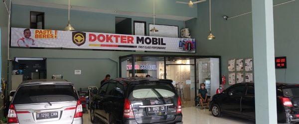 Bengkel Spooring Balancing Surabaya