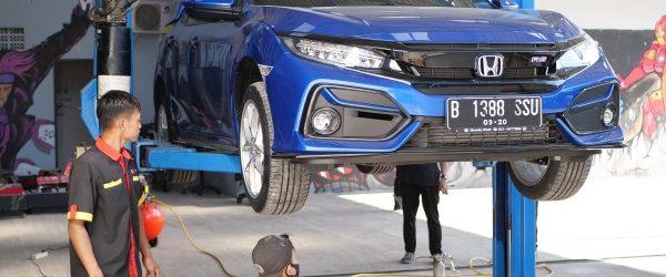 Bengkel Kaki Kaki Mobil Surabaya
