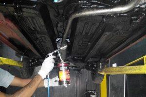 Anti Rust Underbody Coating